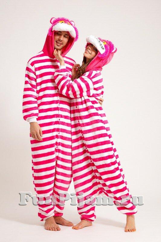 Пижама-кигуруми мужская