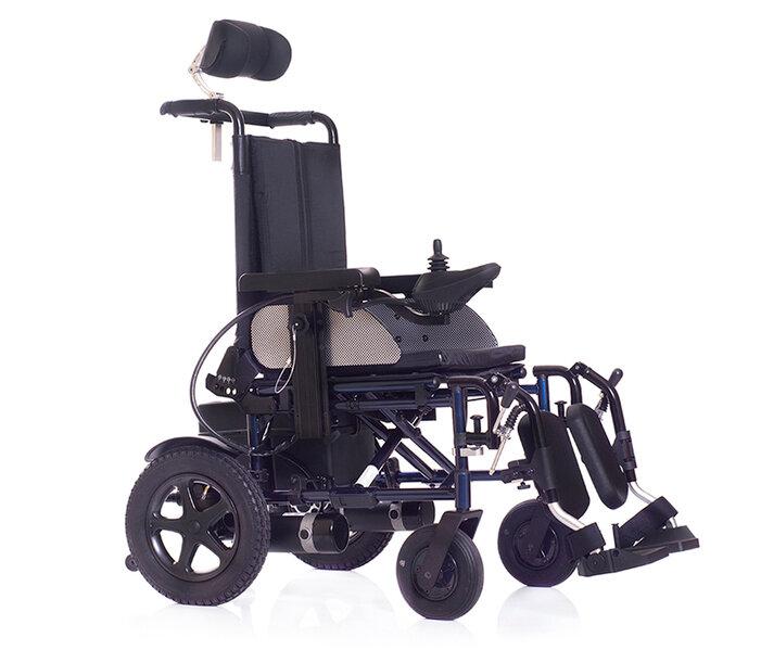 Инвалидная электрическая кресло-коляска PULSE 170
