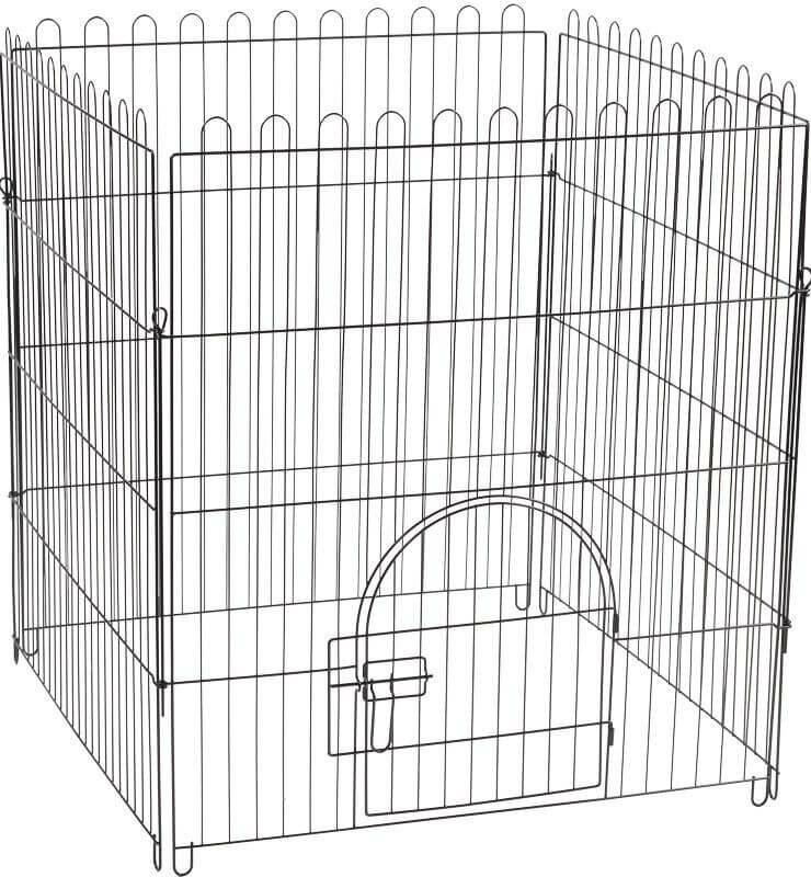 Клетка-вольер Triol Brox для животных, 4 секции, эмаль (84*95 см)