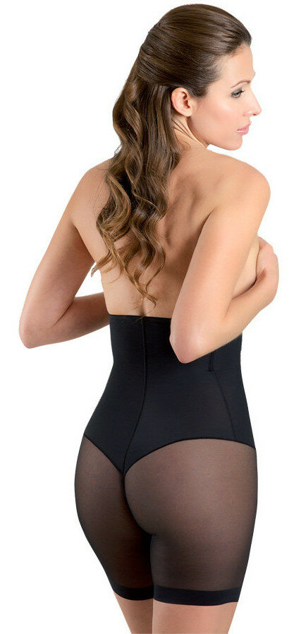 Панталоны Панталоны высокие корректирующие 19612 YSABEL MORA черный XL