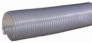 Воздуховод Tex PVC 500, D350 мм (1 метр) из ПВХ (поливинилхлорида)