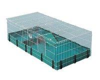 """Клетка для морских свинок """"Guinea Habitat Plus"""", 120х60х36 см"""
