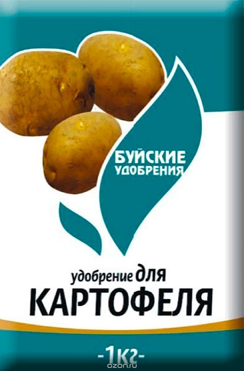 """Удобрение Буйские Удобрения """"Для картофеля"""", 1 кг"""