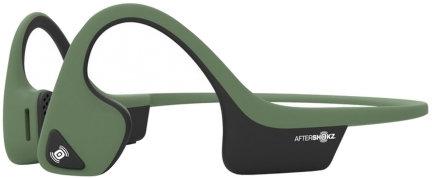 Наушники Aftershokz Trekz Air (темно-зеленый)