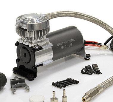 Автомобильный компрессор беркут PRO-17