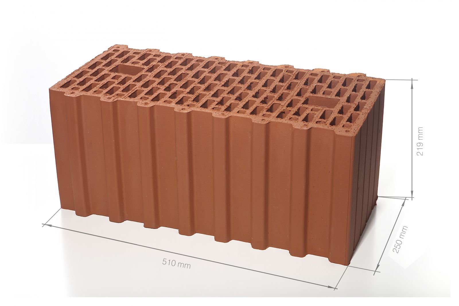 Керамический блок BRAER 51 14,3 НФ M100/125