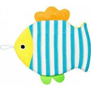 Roxy Kids Махровая мочалка-рукавичка Рыбка