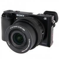 Цифровой фотоаппарат SONY Alpha A6000 Kit 16-50 PZ, черный