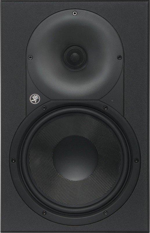 MACKIE XR824 2-полосный активный студийный монитор, 8``. Усилитель: НЧ -100 Вт, ВЧ - 60 Вт.