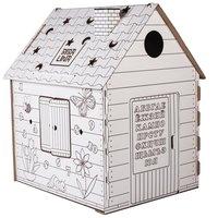 Игровой домик - раскраска Bibalina КДР03-001