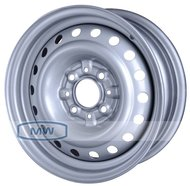 Диск MAGNETTO WHEELS 13000 S AM 5x13/4x98 D60.1 ET29 Silver - фото 1