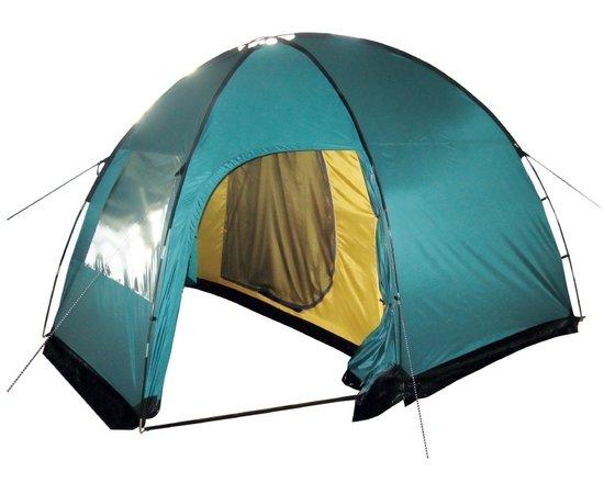 Палатка Tramp Bell 3 v2 2018 темно зеленый