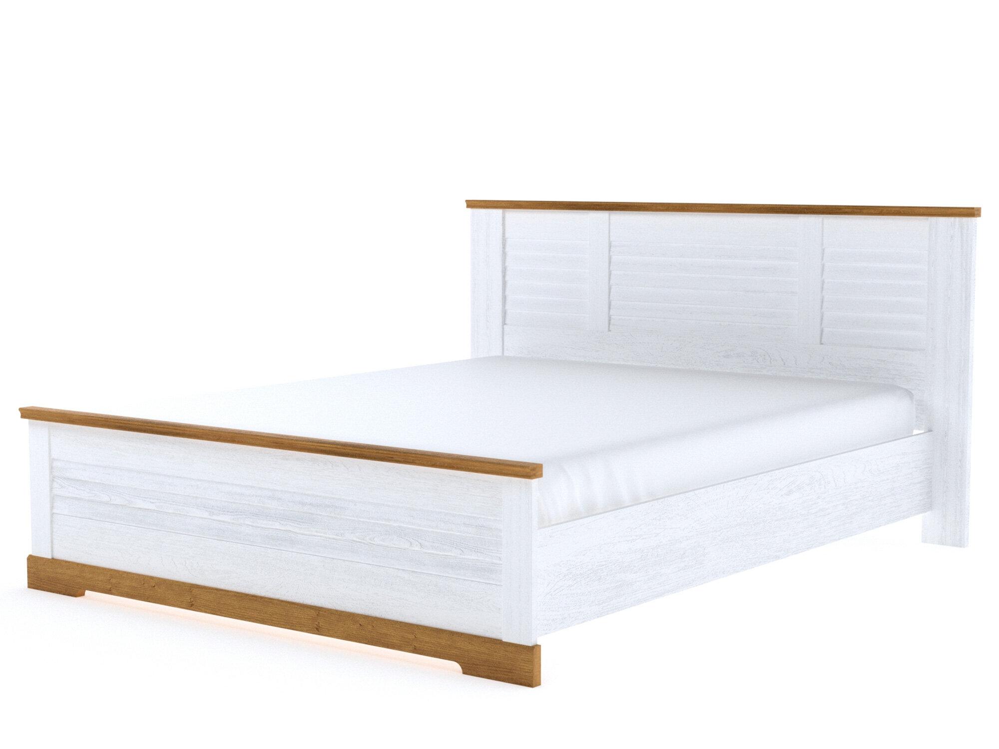 Кровать 2-х спальная Кантри (160х200)