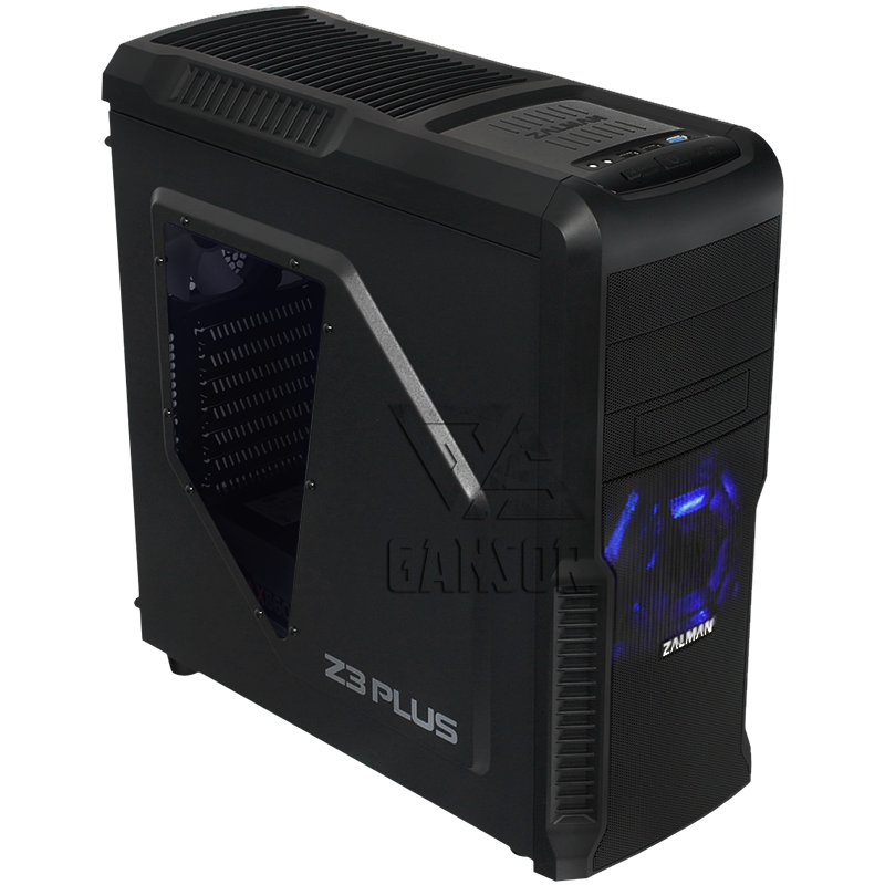 Компьютер GANSOR-1646894 AMD Ryzen 5 3600 3.6 ГГц, X470, 32Гб 3000 МГц, SSD 1Тб, ОС Windows 10 Home, HDD 2Тб, DVD, RTX 2080 Ti 11Гб (NVIDIA GeForce), 700Вт, Midi-Tower (Серия BASE)