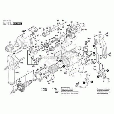 2603435077 установочный винт Bosch (2603435077)
