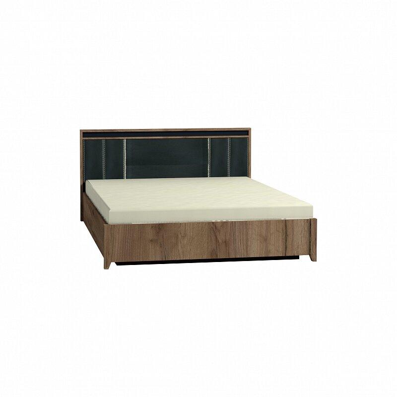 Глазов Мебель.Спальня Nature 308 кровать с ПМ 140 Глазовская Мебельная Фабрика.