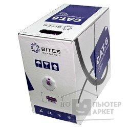 5bites US6575-100A Кабель UTP SOLID 6CAT 23AWG CCA PVC 100M