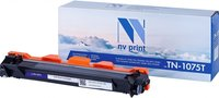 Картридж NV Print TN-1075T для принтеров Brother HL-1110R/ 1112/ 1210WR/ 212/ DCP-1510R/ 1512/ 1610WR/ 1612/ MFC-1810R/ 1815/ 1912WR, 1000 страниц