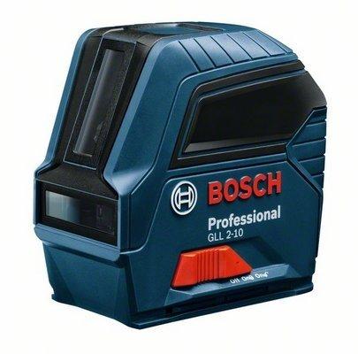 Уровень лазерный BOSCH GLL 2-10 Professional (0.601.063.L00)