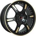 Колесный диск LegeArtis _Concept-A507 8x18/5x112 D66.6 ET39 Черный - фото 1