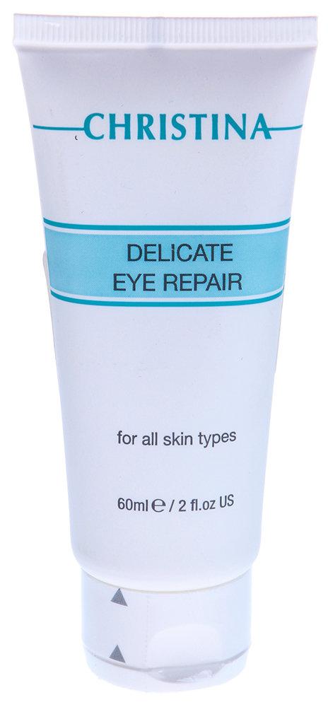 CHRISTINA Крем деликатный для контура глаз / Delicate Eye Repair 60мл