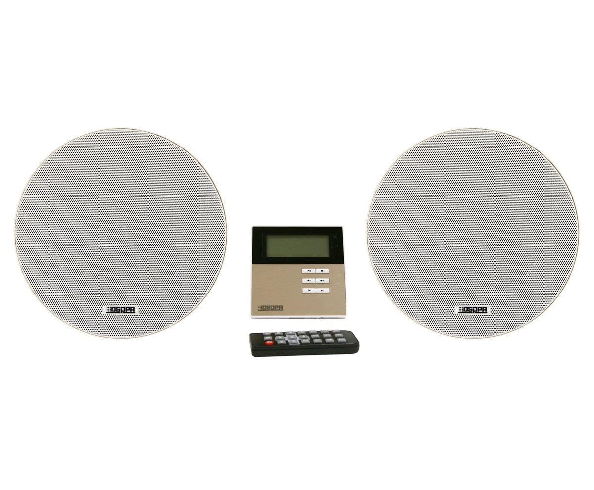 DSPPA DM-835S готовый звуковой комплект для организации музыкальной трансляции на небольших объектах