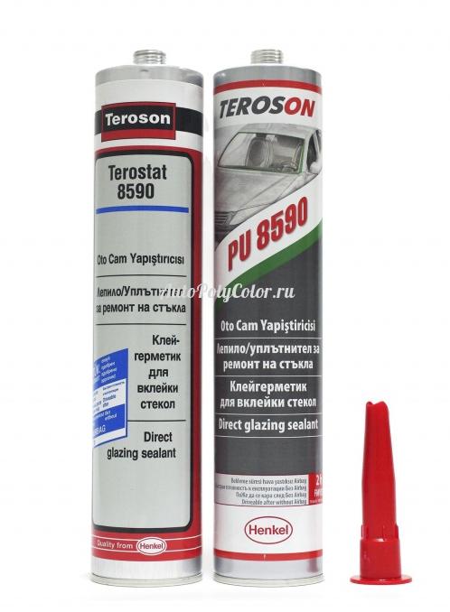 Клей для вклейки стекол Teroson 8590