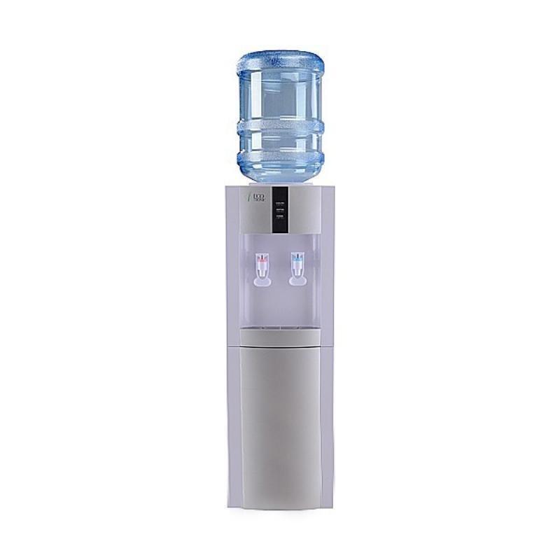Кулер для воды Ecotronic H1-LCE белый