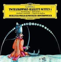 "Mstislav Rostropovich / Berliner Philharmoniker ""виниловая пластинка Tchaikovsky: Ballet Suites II - Swan Lake, Op.20; Sleeping Beauty, Op.66a (1 LP)"""