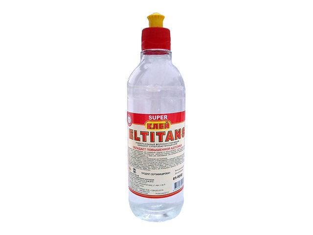 клей eltitans super универсальный термостойкий 0,5л