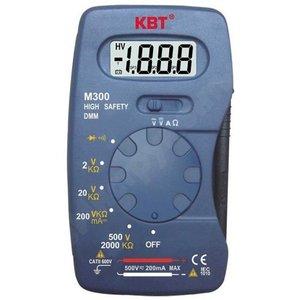Цифровой мультиметр КВТ M300 70476