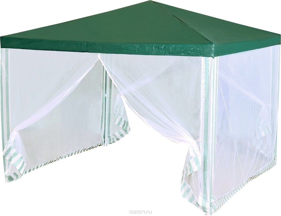"Тент садовый Green Glade ""1028"", 300 х 300 х 250 см"