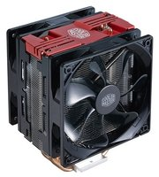 Кулер для процессора COOLER MASTER CPU Cooler Hyper 212 Turbo RR-212TR-16PR-R1 red