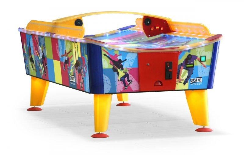 Всепогодный аэрохоккей Wik Skate 8 ф