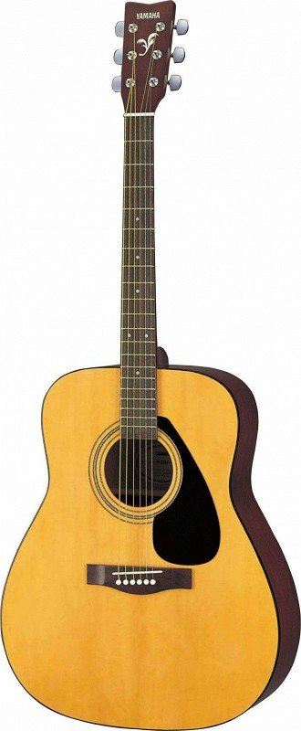 YAMAHA F310 акустическая гитара цвет - натуральный