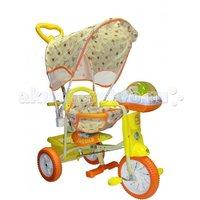 Велосипед трехколесный Jaguar MS-0547 Оранжевый