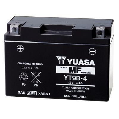 Аккумуляторная батарея YT9B-4