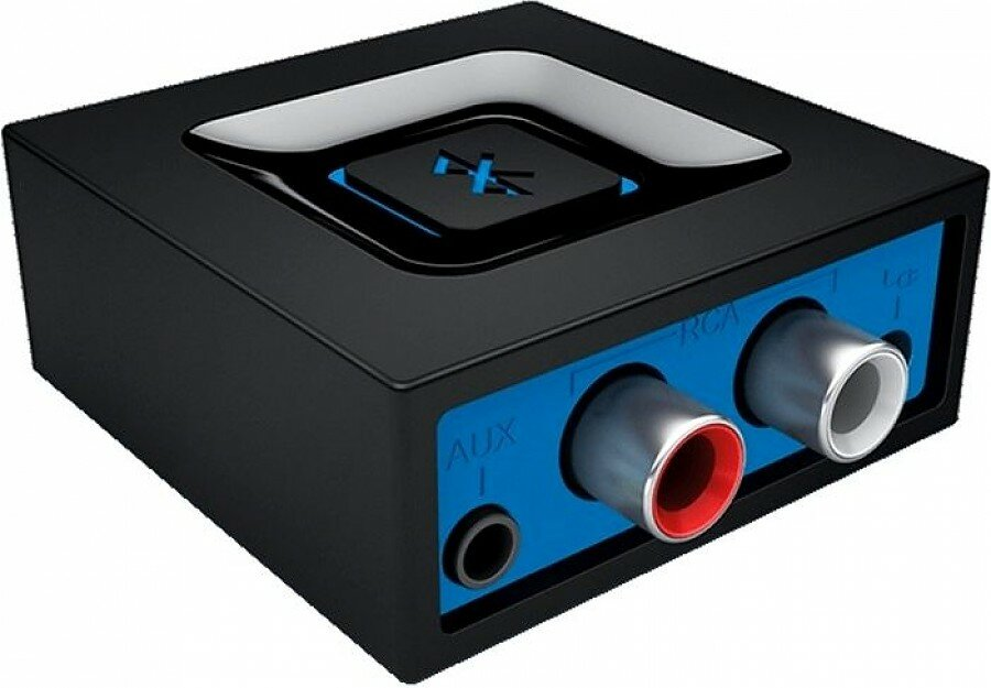 "Адаптер беспроводной ""Logitech"" Bluetooth Audio Adapter (980-000912)"