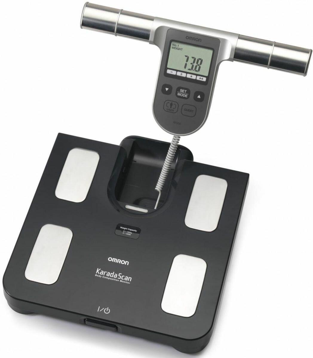 Монитор состава тела Omron BF-508 весы-жироанализатор