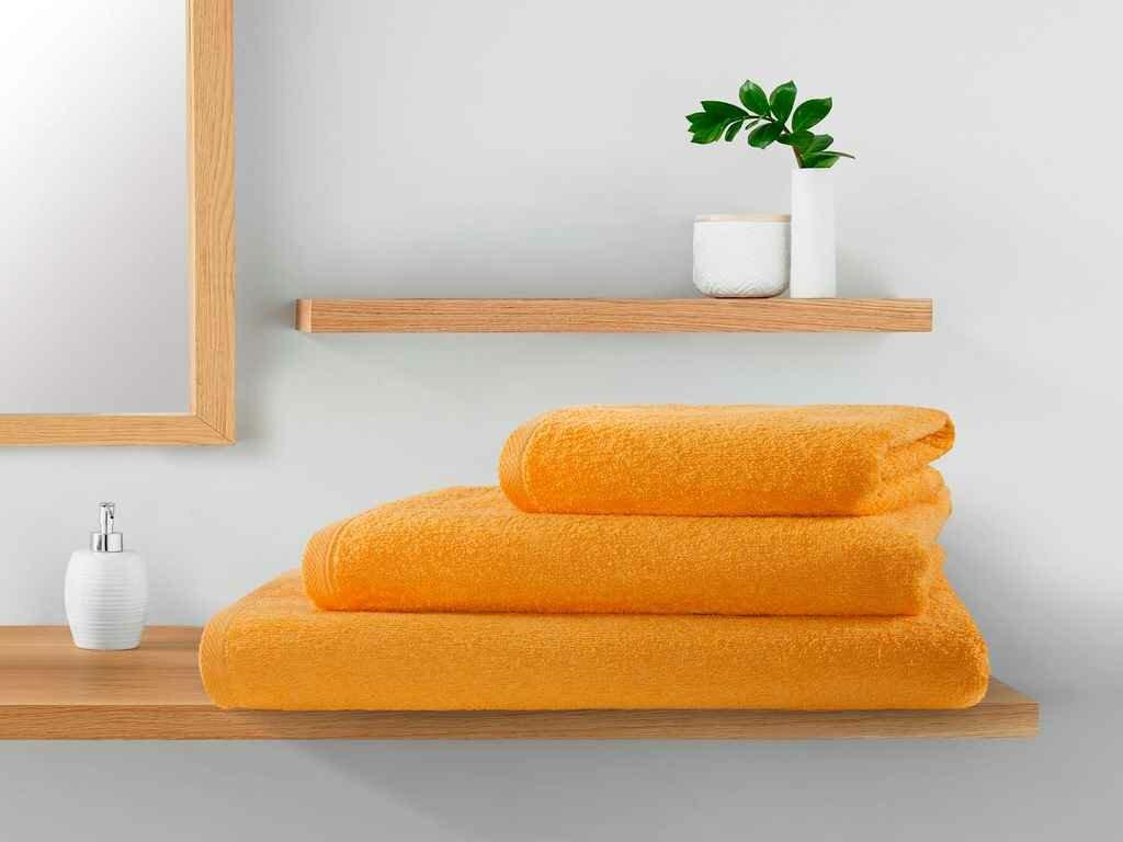 Полотенца Guten Morgen Полотенце Debbi Цвет: Оранжевый (100х150 см)