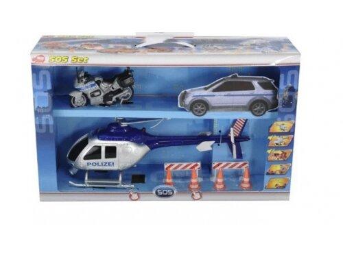 Игровой набор Dickie Toys Спасательный