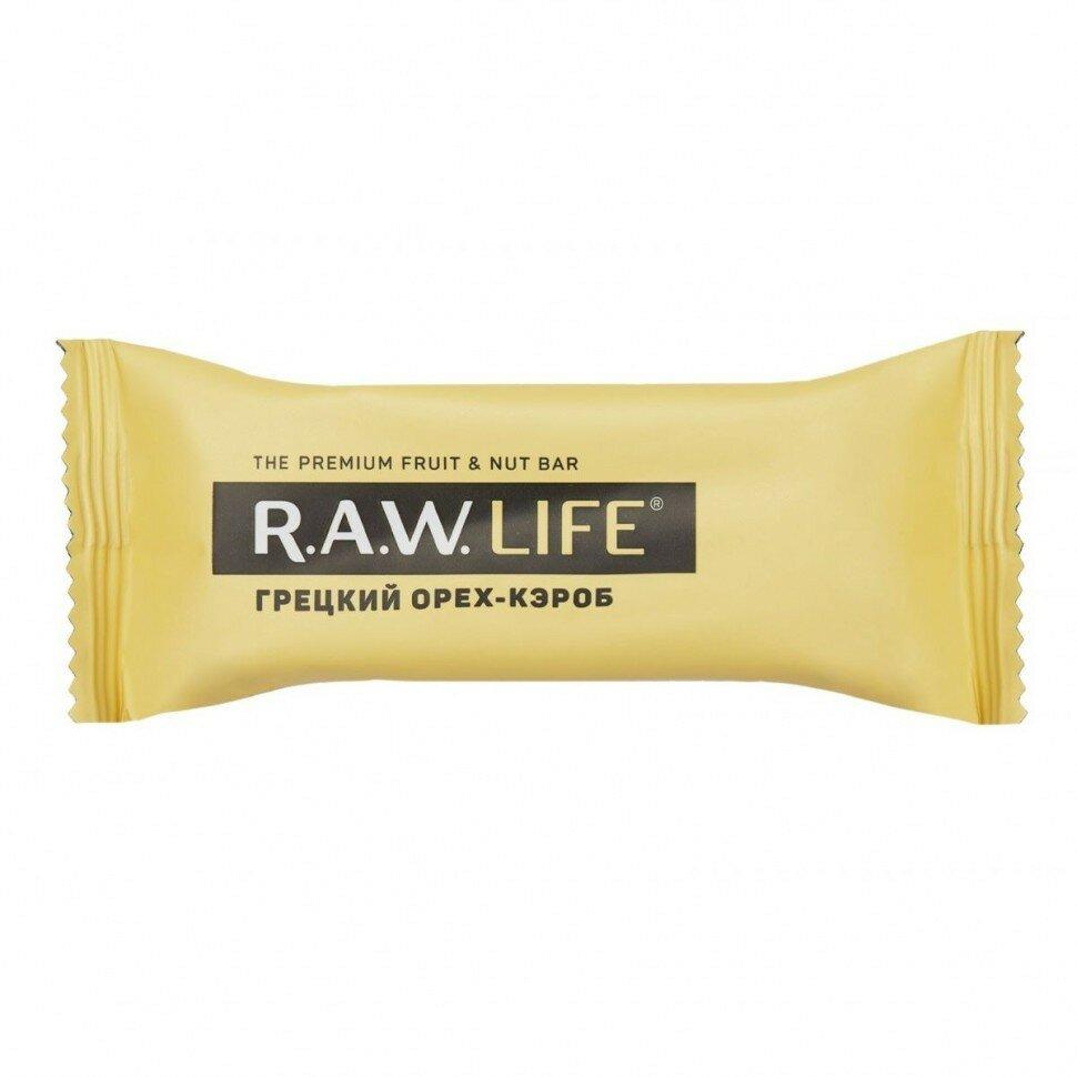 R.A.W. Life Орехово-фруктовый батончик (Кешью, 47 г)