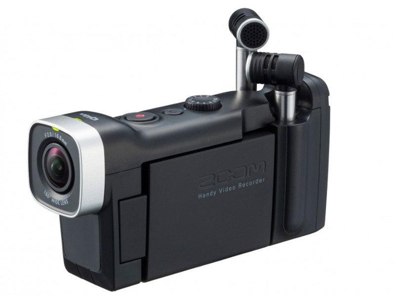 Экшн-камера Zoom Q4n