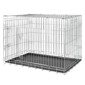"""Транспортная клетка для собак """"Trixie"""", 64x54x48 см"""