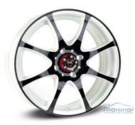 NZ Wheels F-46 W+B 6.5x16/5x112 D57.1 ET50 - фото 1