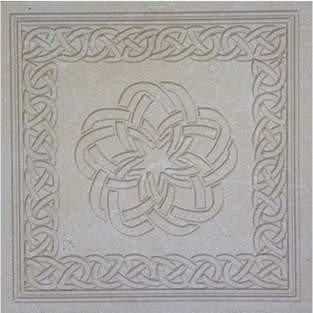 Плитка керамическая Exagres декор CREAM FLOR 33x33