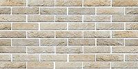 Декоративный камень Baastone Кирпич Марсель слоновая кость 102 (245x65x5-20)