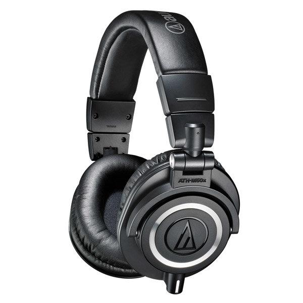 Audio-technica ATH-M50X Наушники