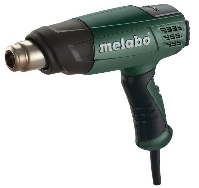 Фен строительный сетевой METABO HE 20-600