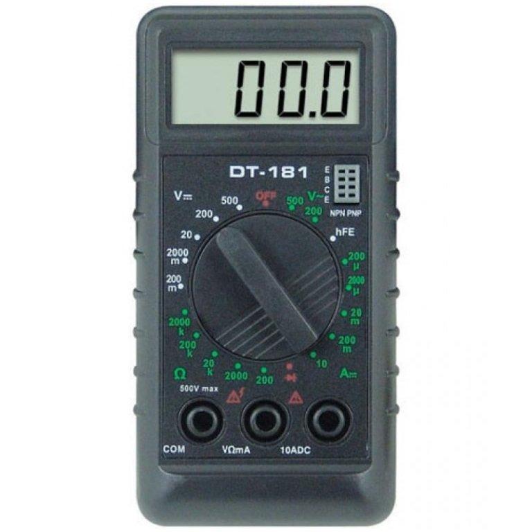 Мультиметр Ресанта DT-181